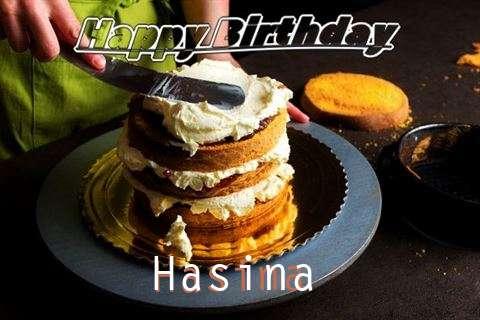 Hasina Birthday Celebration