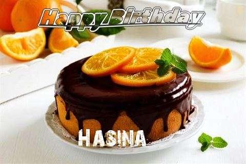 Happy Birthday to You Hasina