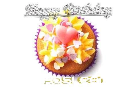 Happy Birthday Hasleen Cake Image