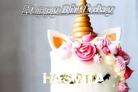 Happy Birthday Hasmita Cake Image