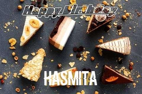 Happy Birthday to You Hasmita