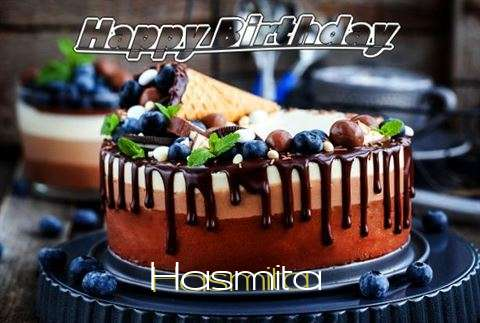 Happy Birthday Cake for Hasmita