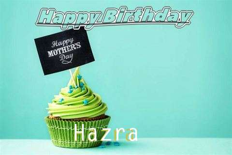 Birthday Images for Hazra