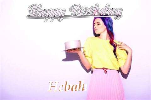 Hebah Birthday Celebration