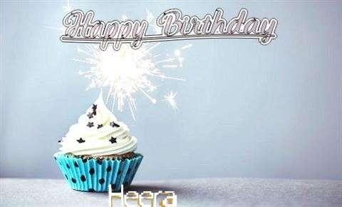 Happy Birthday to You Heera