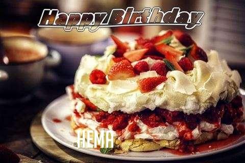Happy Birthday Hema