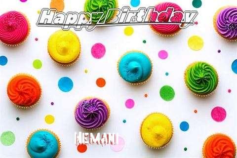 Birthday Images for Hemani