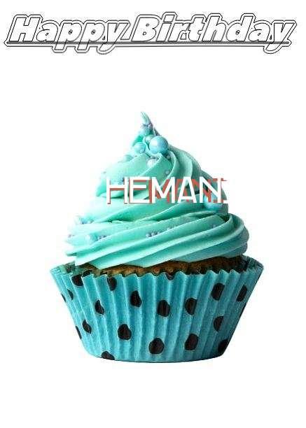 Happy Birthday to You Hemani