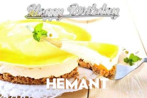 Wish Hemant