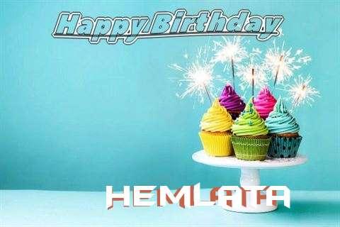 Happy Birthday Wishes for Hemlata