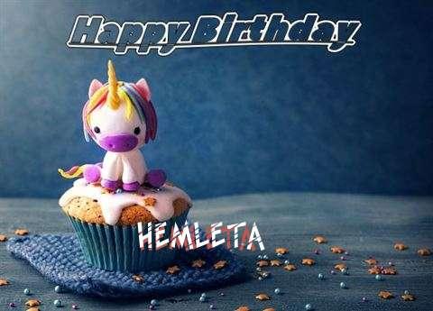 Happy Birthday Hemleta