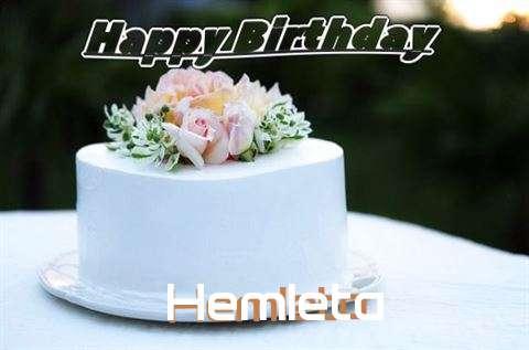 Hemleta Birthday Celebration