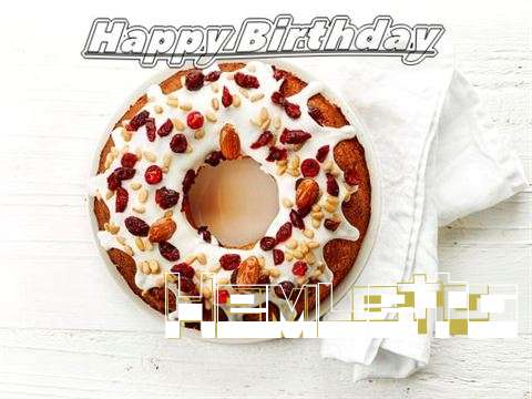 Happy Birthday Cake for Hemleta