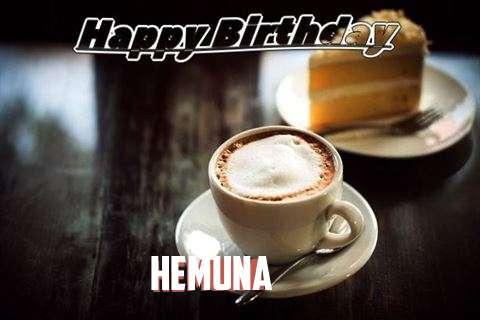 Happy Birthday Wishes for Hemuna