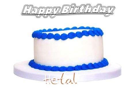 Happy Birthday Hetal
