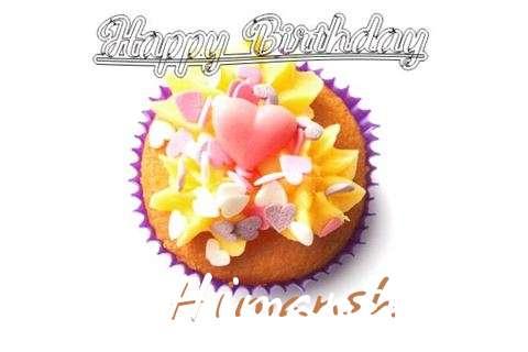 Happy Birthday Himansh Cake Image