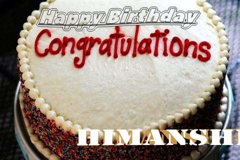 Happy Birthday Himanshee