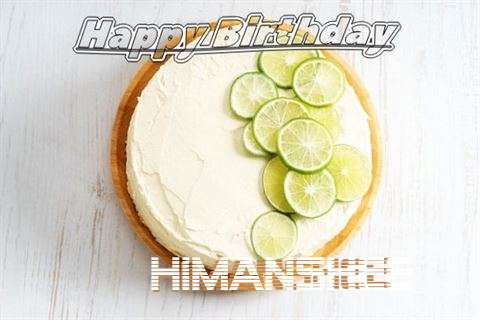 Happy Birthday to You Himanshee
