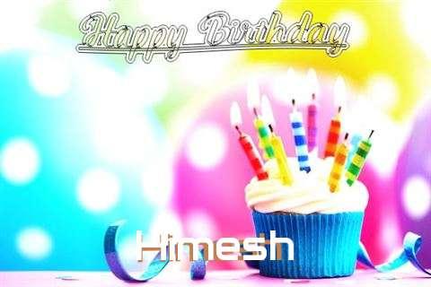 Happy Birthday Himesh