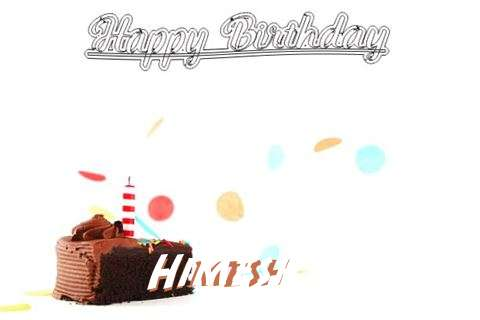Happy Birthday Cake for Himesh