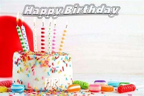 Birthday Images for Hiri