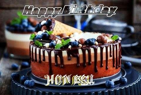 Happy Birthday Cake for Hongsi
