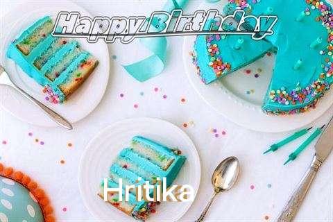 Birthday Images for Hritika