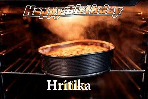 Happy Birthday Wishes for Hritika