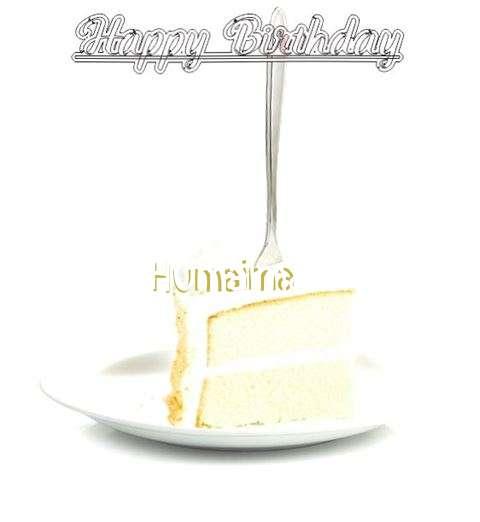 Happy Birthday Wishes for Humaima