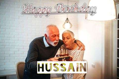Hussain Birthday Celebration