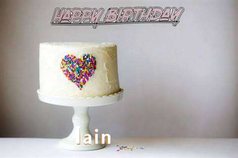 Iain Cakes