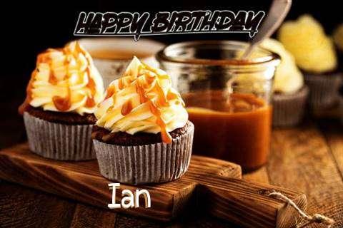 Ian Birthday Celebration