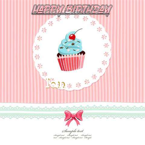 Happy Birthday to You Ian