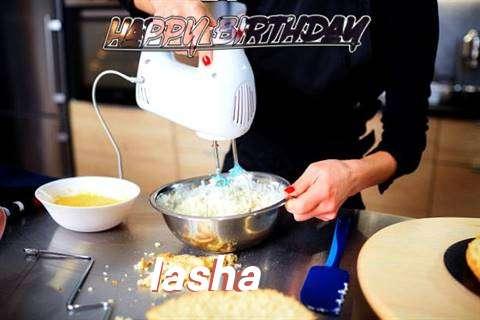 Happy Birthday Iasha