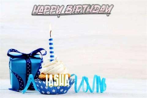 Birthday Wishes with Images of Iasha