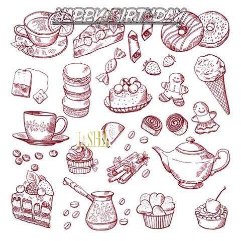 Happy Birthday Wishes for Iasha