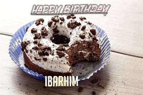 Happy Birthday Ibarhim