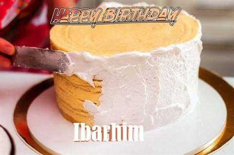 Birthday Images for Ibarhim