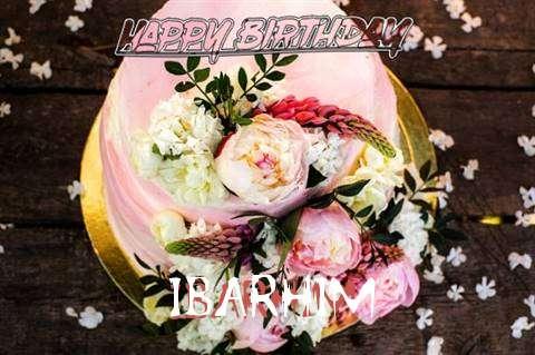 Ibarhim Birthday Celebration