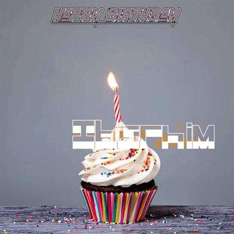 Happy Birthday to You Ibarhim
