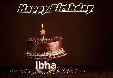 Happy Birthday Cake for Ibha
