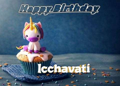 Happy Birthday Icchavati