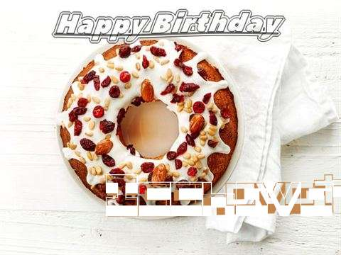 Happy Birthday Cake for Icchavati