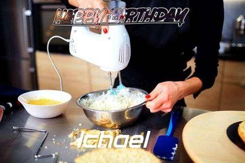 Happy Birthday Ichael