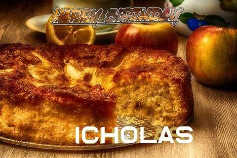 Happy Birthday Wishes for Icholas