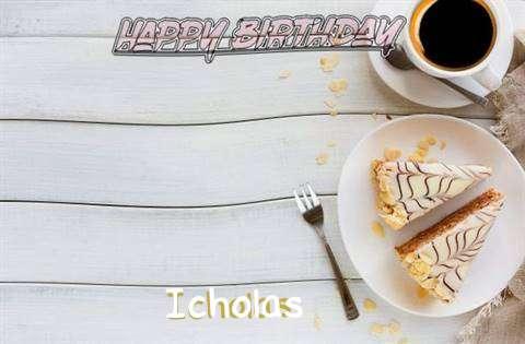 Icholas Cakes
