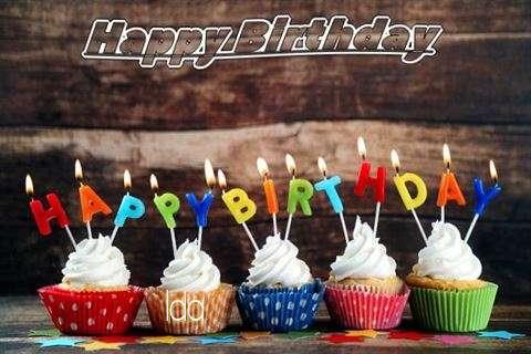 Happy Birthday Ida Cake Image