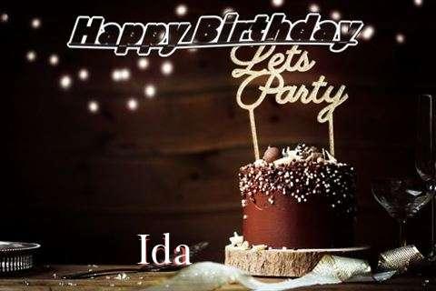 Wish Ida