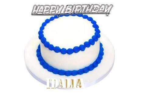 Birthday Wishes with Images of Idalia