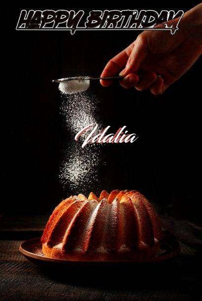 Birthday Images for Idalia